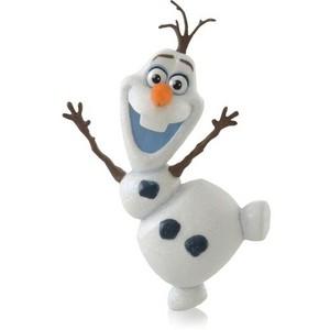 Olaf keepsake ornament from Hallmark