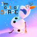 Olaf the Snowman icone