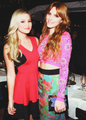 Olivia and Bella           - bella-thorne photo