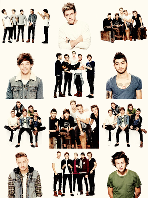 One Direction < 3