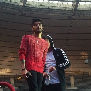One Direction, Where We Are Tour Paris (20.06.2014) - x