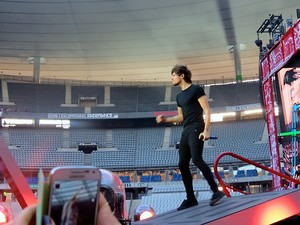 One Direction, Where We Are Tour Paris (21.06.2014) - x