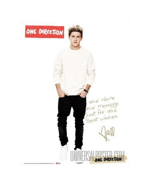 One Direction for Universal Posters.