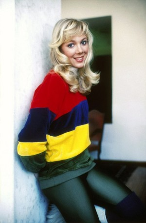 Onetime ディズニー Actress, Lynn-Holly Johnson