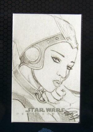 Oola Sketch Card
