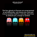 Pacman Ghosts - video-games photo