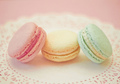 Pale and cute Macaroons - americas-next-top-model photo