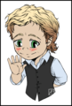Patrick Jane chibi - patrick-jane fan art