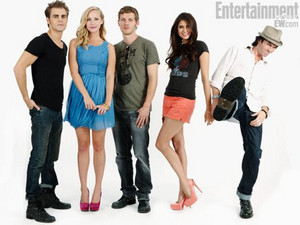 Paul, Candice, Joseph, Nina and Ian