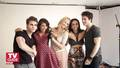 Paul, Nina, Candice, Kat and Ian