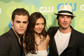 Paul, Nina and Ian