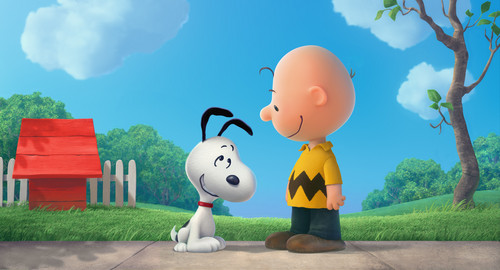 Peanuts wallpaper probably with a meteorological balloon titled Peanuts Movie Wallpaper