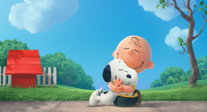 Peanuts Movie kertas dinding