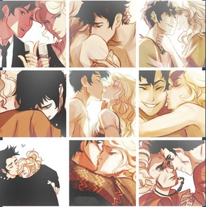 Percabeth Moments