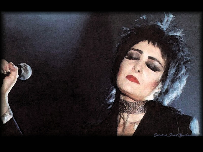 Eye Makeup gothic eye makeup : Siouxsie Sioux images Performance HD wallpaper and ...