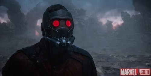 Guardians of the Galaxy 바탕화면 titled Peter Quill AKA Star-Lord