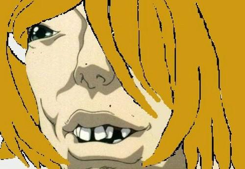 Attack on Titan karatasi la kupamba ukuta with anime called Petra smiling