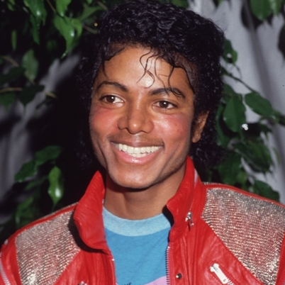 "Picture from ""Thriller"" era (Beat It)"