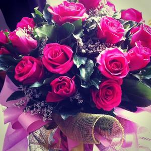 merah jambu Ros