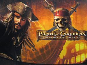 Piratas do Caribe: Os mortos não contam histórias