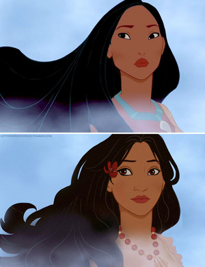 Pocahontas reimagined