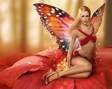 Pretty faerie