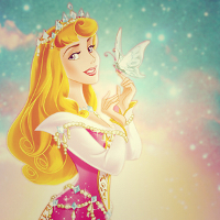 Princess Aurora iconen