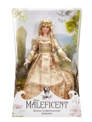 Princess Aurora Royal Coronation Doll
