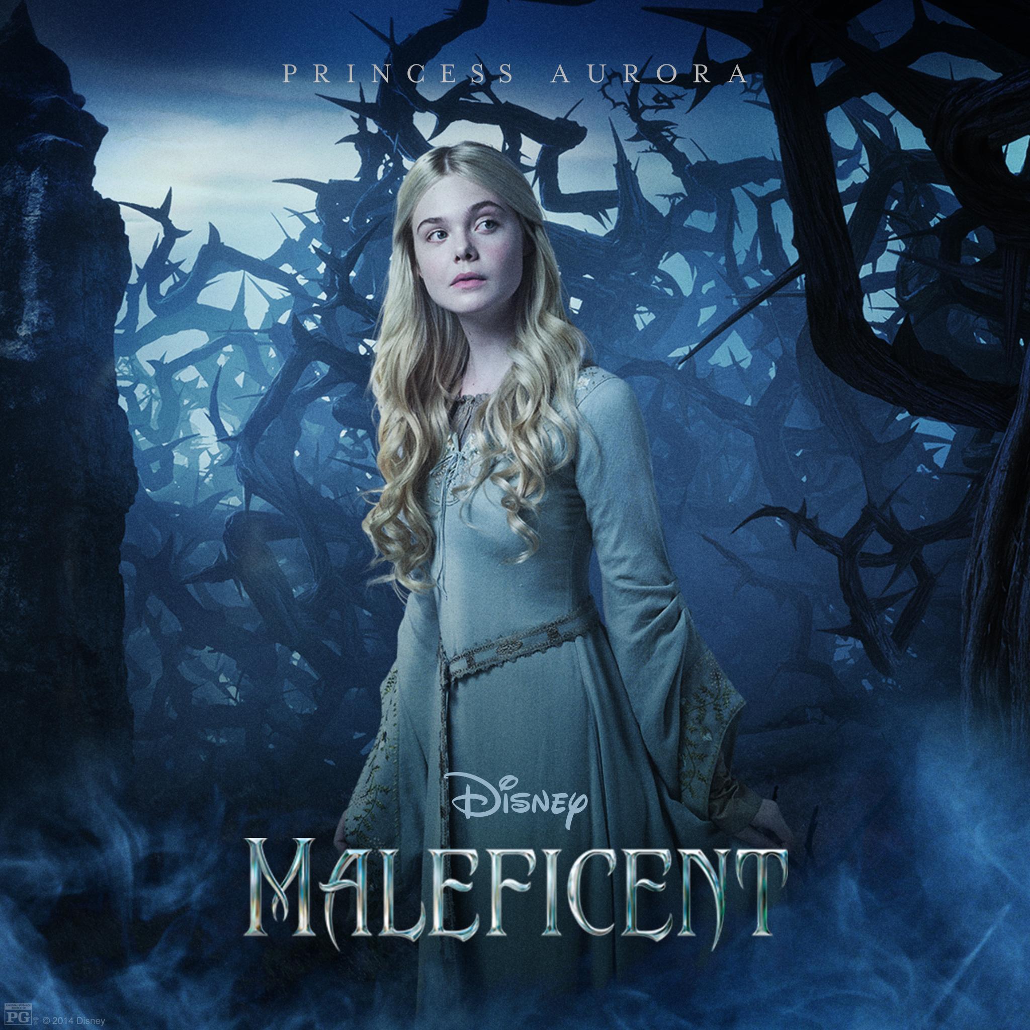 Princess Aurora Tablet Wallpaper - Maleficent (2014) Photo ...