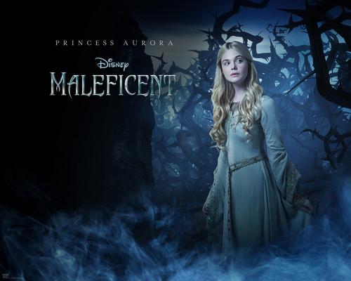 Maleficent Movie 2014 Hd Ipad Iphone Wallpapers: Maleficent (2014) Images Princess Aurora Standard