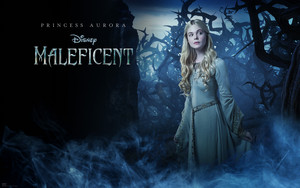 Princess Aurora Widescreen দেওয়ালপত্র