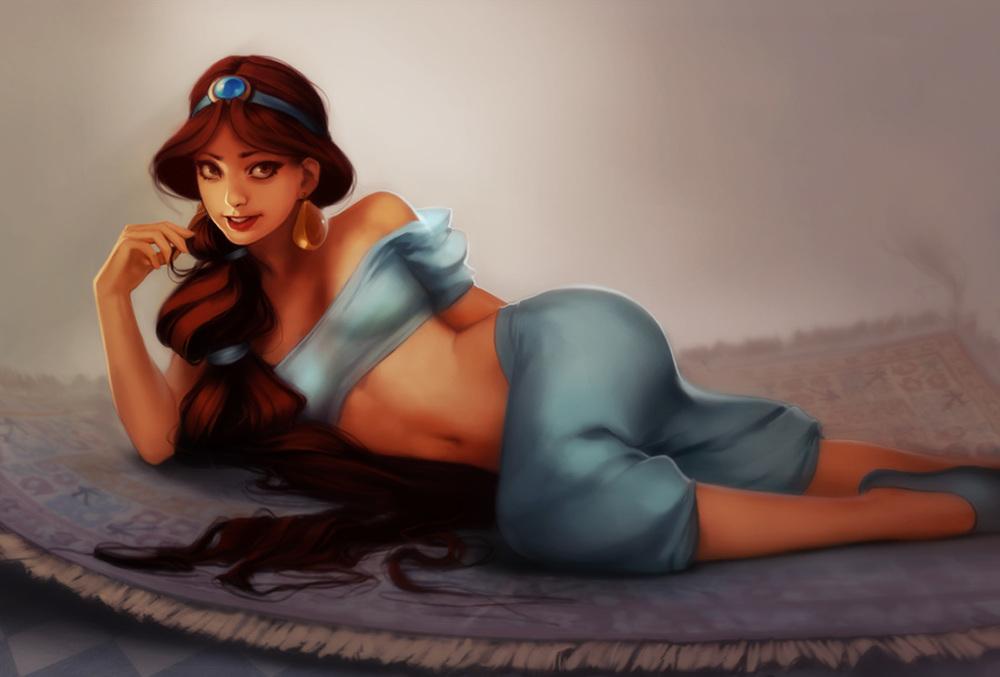 Princess Jasmine~
