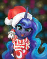 Princess Luna natal