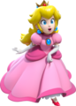 Princess Peach - animated-girls photo