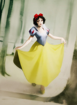 Princess Snow White~