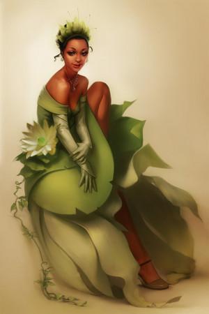 Princess Tiana~