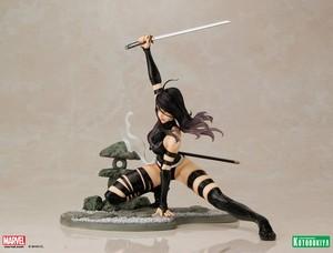 Psylocke / Elizabeth Braddock Uncanny X-Force Figurine 2