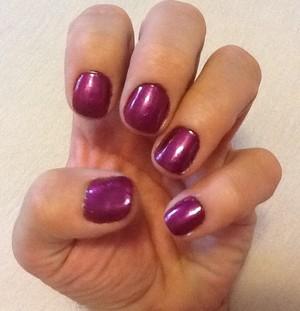 Purple cinta