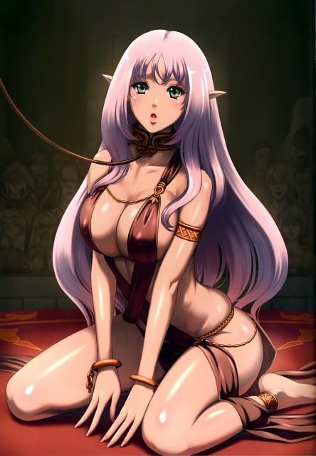 эльфийская королева порно фото