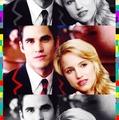 Quinn and Blaine