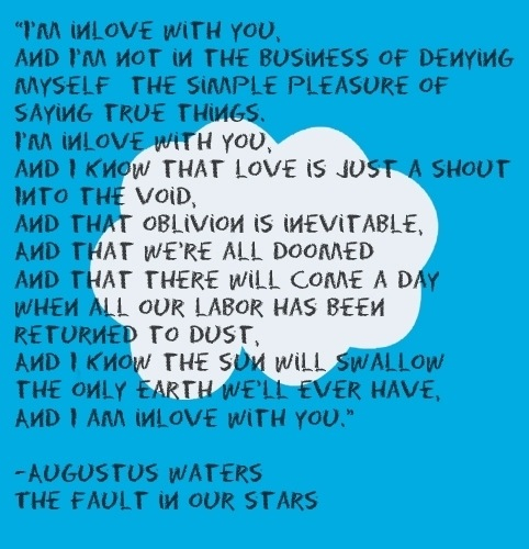 The Fault In Our Stars Images Quote 60 I Love You Wallpaper And Adorable The Fault In Our Stars Quotes