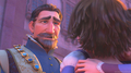 Rapunzel's father
