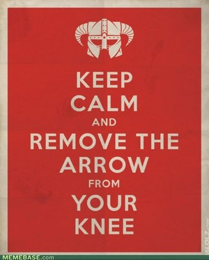 Remove the ऐरो from Your Knee
