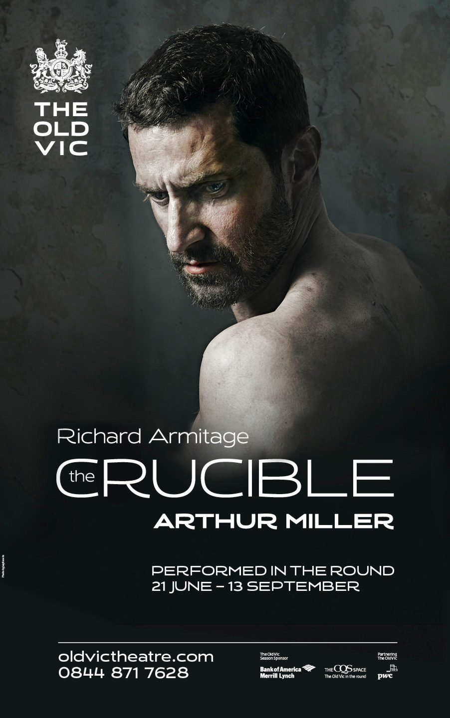 Richard Armitage The Crucible (right position)