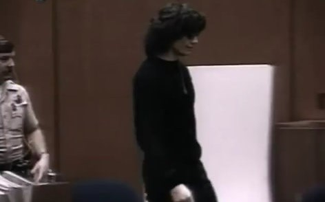 Serial Killers 바탕화면 probably containing a well dressed person called Richard Ramirez