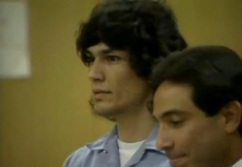 Serial Killers wallpaper possibly with a portrait titled Richard Ramirez