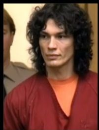 Serial Killers wallpaper with a portrait entitled Richard Ramirez