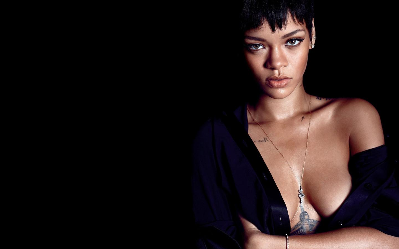 Rihanna GQ 2012