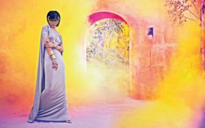 রিহানা Harper's Bazaar Arabia 2014