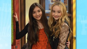 Riley and Maya